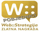 zlato nagrado web strategie